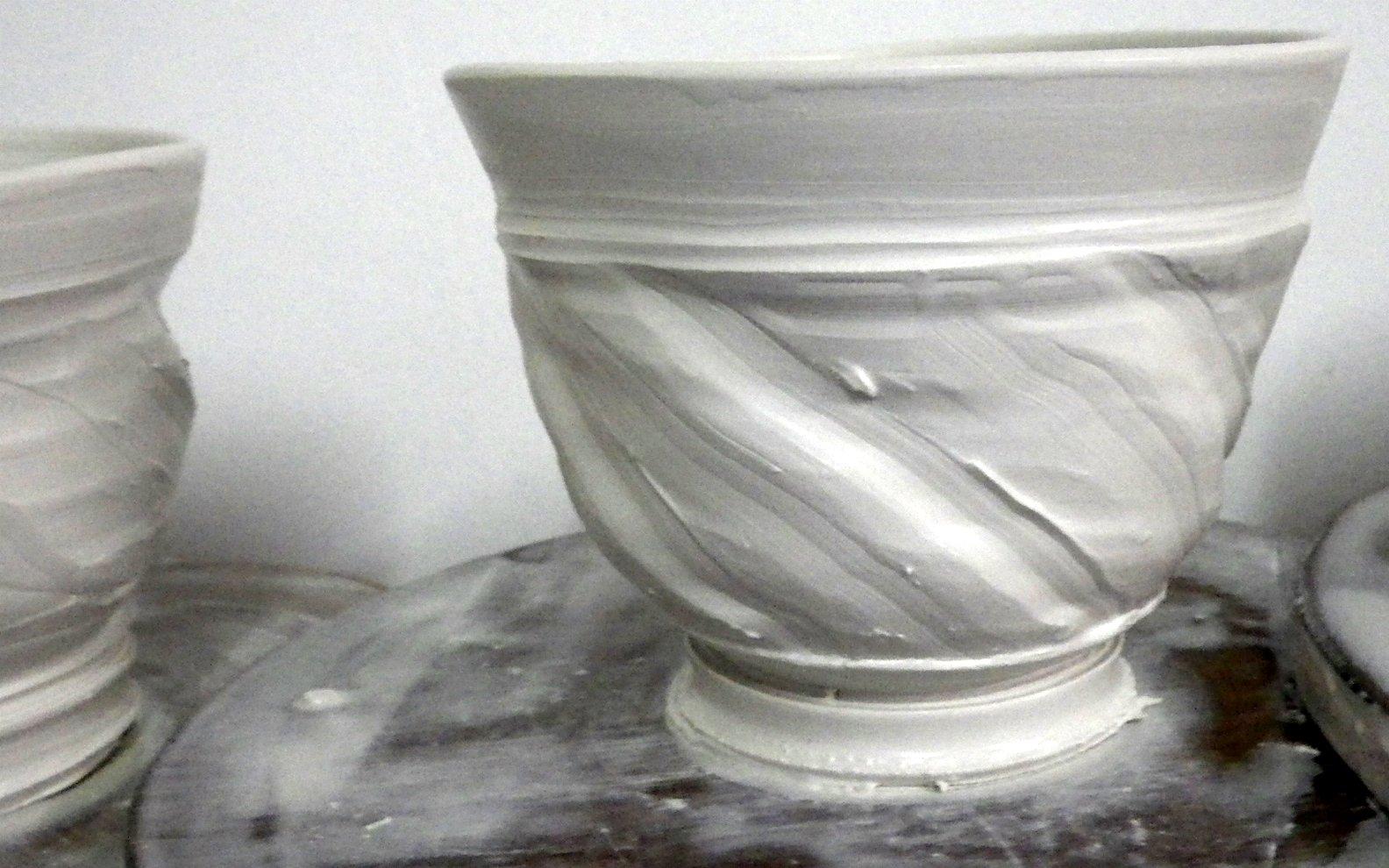 wet pots