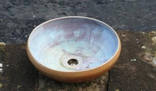 Salt glaze Hand Basin